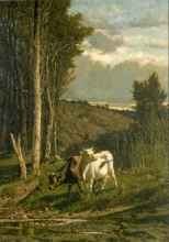Serafino De Tivoli, Una pastura