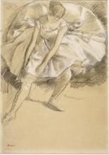 Degas, Ballerina seduta.jpg
