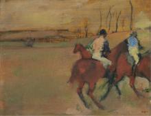 Degas, Cavalli e fantini.png