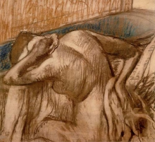 Degas, Donna al bagno [1902].jpg
