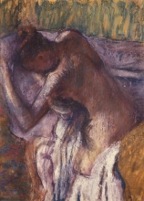 Degas, Dopo il bagno [1899].jpg