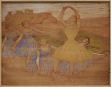 Degas, Gruppo di ballerine.jpg