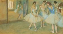Degas, Nel foyer di danza.jpg