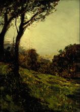 Lorenzo Delleani, Autunno dorato [1903]