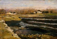Lorenzo Delleani, Campagna verso l'inverno