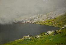 Lorenzo Delleani, Lago del Mucrone
