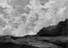 Lorenzo Delleani, Nuvole al vento