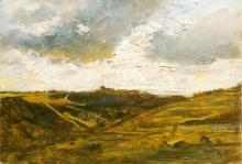 Lorenzo Delleani, Paesaggio [1887]