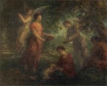 Fantin-Latour, Adorazione | Adoration