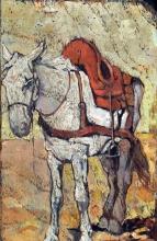 Fattori (attribuito a), Studio di cavallo.jpg