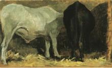 Fattori, Bove bianco e vacca nera.jpg