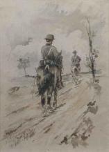 Fattori, Carabinieri a cavallo.jpg