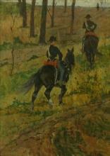 Fattori, Carabinieri in perlustrazione