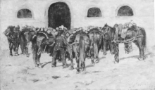Fattori, Cavalli e soldati.png