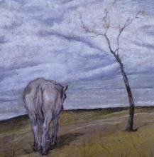 Fattori, Cavallo bianco [dettaglio].png
