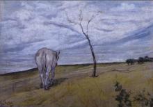 Fattori, Cavallo bianco