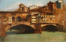 Fattori, Il Ponte Vecchio di Firenze.jpg