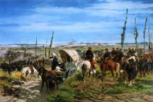 Giovanni Fattori, Il campo italiano dopo la battaglia di Magenta [1862]