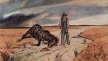 Fattori, Il cavallo morto.jpg