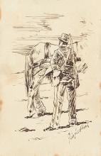 Fattori, Il soldato [1].png