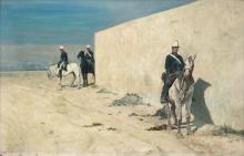 Fattori, In vedetta [1872].jpg