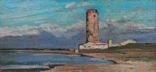Fattori, La torre rossa.png