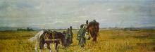 Fattori, Militari e cavalli in una pianura.png