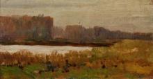Fattori, Paesaggio fluviale.jpg