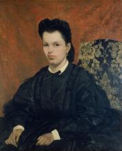 Fattori, Ritratto della prima moglie.png