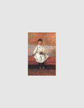 Fattori, Ritratto di Maria Pierozzi bambina | Portrait of Mary Pierozzi child