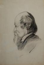 Fattori, Ritratto di uomo con barba.jpg