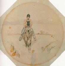 Fattori, Soldato a cavallo.jpg