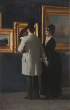 Giacomo Favretto, In Pinacoteca
