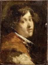 Giacomo Favretto, Ritratto maschile