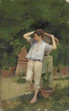 Ferroni, Il giovane vasaio.png