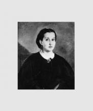 Ferroni, Ritratto della moglie giovenetta