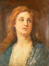 Ferroni, Ritratto di ragazza bionda.png