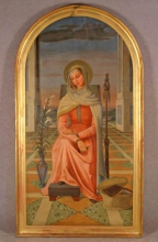 Ferroni, Vergine in un cortile.jpg