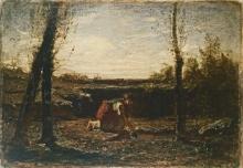 Fontanesi, Alla fonte
