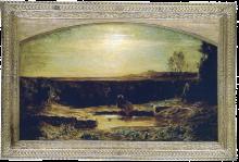 Fontanesi, Altacomba, ricordo della fontana delle meraviglie