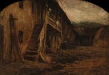 Fontanesi, Cascine a Rivoli
