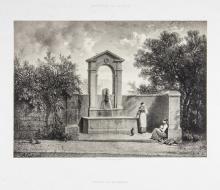 Fontanesi, Fontana di Beauregard