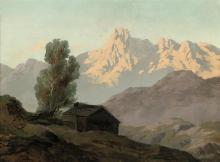 Fontanesi, Il monte Urirostock, Svizzera