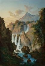 Antonio Fontanesi, La cascata