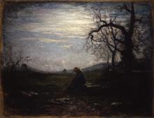 Antonio Fontanesi, La solitudine