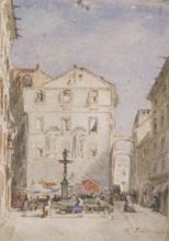 Fontanesi, Mercatino a Torino