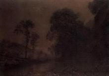 Fontanesi, Paesaggio lacustre