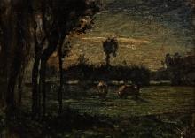 Fontanesi, Pascolo