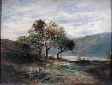 Antonio Fontanesi, Tramonto