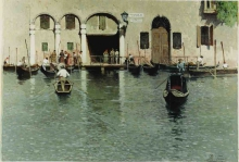 Achille Formis, Cannaregio, Venezia